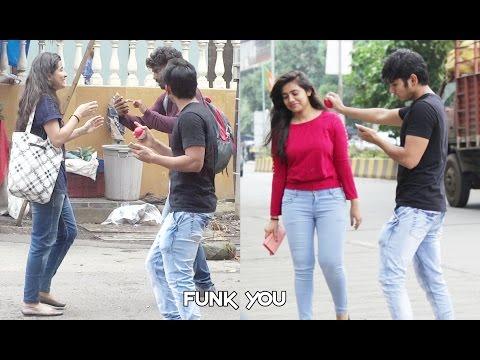 Pokemon Go Prank - Catching Girls with Pokeball | Funk You (Pranks In India)