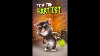 Talking Tom Bangla Fart