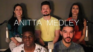 Voice In - Anitta Medley (A Cappella Cover)