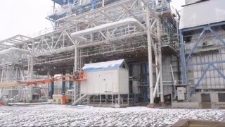 (SGPS) Sulaymanyah Gas Power Station 1500 MW