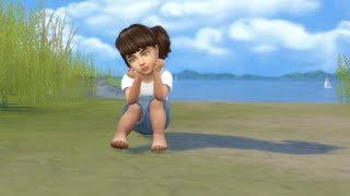 BIRTH TO DEATH // ISLAND GIRL: AN ORPHAN STORY | SIMS 4