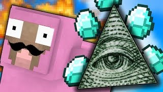Minecraft | IS THE ILLUMINATI REAL??