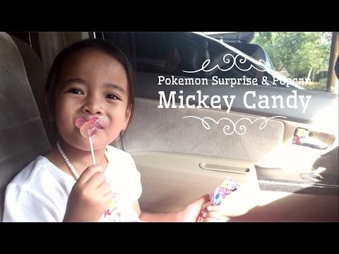 Pokemon Surprise dan Mainan anak Lucu dari Jepang | Oleh Oleh dari Jepang