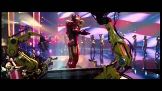 Iron Man: AC\DC - Thunderstruck (Music Video)