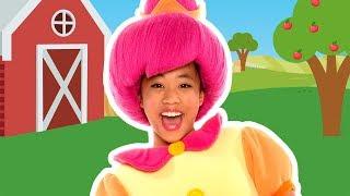 Skip to My Lou | Mother Goose Club | Happy Farm Dance | Kids Songs | Children Nursery Rhyme Songs