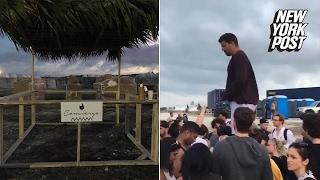 Ja Rule's luxury island 'paradise' descends intohell