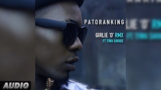 Patoranking Ft Tiwa Savage | Girlie O Remix | Official Audio
