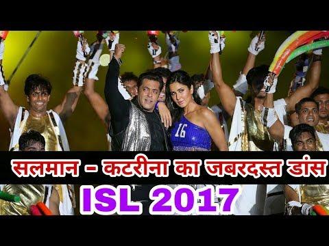 Xxx Mp4 Salman Khan And Katrina Kaif Grand Performance In ISL 2017 ISL Football 2017 3gp Sex