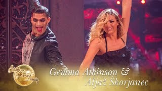 Gemma & Aljaz Jive to 'Ever Fallen In Love' by The Buzzcocks - Strictly Come Dancing 2017