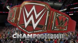 WWE 2K17 BALOR vs TRIPLE H vs ROMAN REIGNS