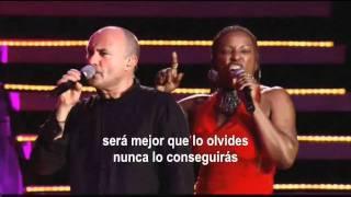 Phil Collins  Easy Lover Subttulos Espaol