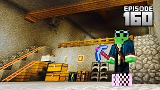 Let's Play Minecraft PE - Ep.160 : Realistic Mining!