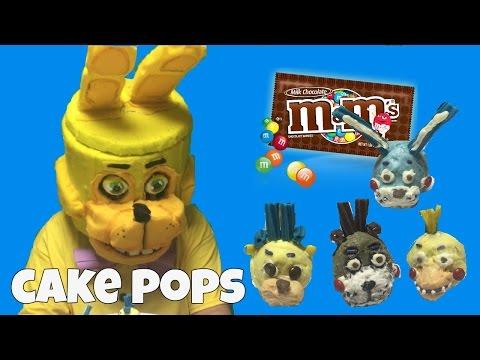 Xxx Mp4 How To Make Five Nights At Freddy 39 S CAKE POPS Amp Chica 39 S Cupcake Freddy Fredbear Bonnie M Amp M 3gp Sex