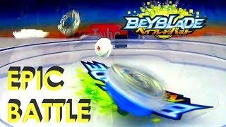 Beyblade Burst  ベイブレードバースト B-00 White Dragoon S.W.X WBBA VS B-66 Lost Longinus .N.Sp