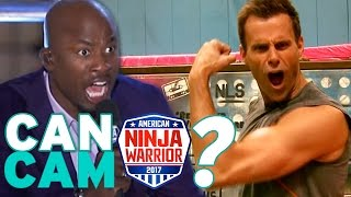 Can Cam Become an 'American Ninja Warrior'? | 'Can Cam' Challenge Video 1