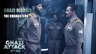 The Ghazi Attack | The Characters | Ghazi Diaries