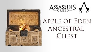 Assassin's Creed Movie | Ubisoft - Apple of Eden Ancestral Chest Replica Review