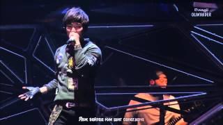 BIGBANG - 'TELL ME GOODBYE' LIVE HD [ Mongolian Subtitle ]