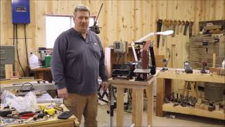 Building a Sharpening and Belt Grinding Station Part 3