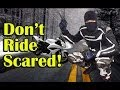 Download Video Download Don't Ride Motorcycle Scared - BE A STREET SOLDIER - RIDE STRONG - Motorcycle Tips 3GP MP4 FLV
