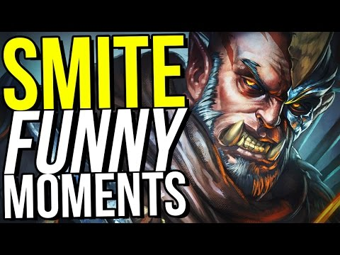 watch BEST GOD IN THE GAME! - SMITE FUNNY MOMENTS