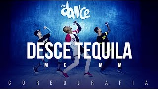 Desce Tequila - MC MM | FitDance TV (Coreografia) Dance Video
