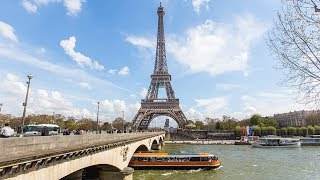 Visit Paris in one day
