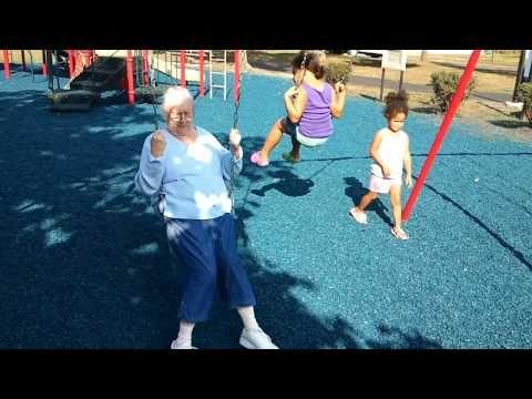 Mom's A Swinger!