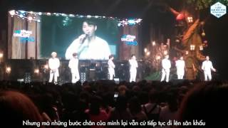 [NWS] [VIETSUB] 160814 INFINITE That Summer Concert 3 in Busan - Woohyun Endingment