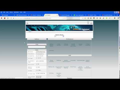 Redirecting a domain name using cpanel