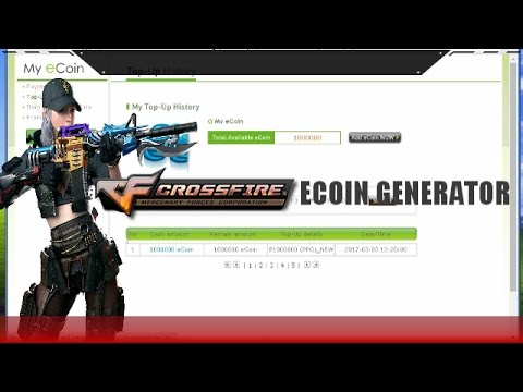 crossfire ecoin hack free download crossfire philippines