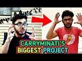 Download Video Download CarryMinati BIGGEST PROJECT *REVEALED*   CarryIslive PUBG Mobile   BB Ki Vines, Harsh Beniwal   3GP MP4 FLV