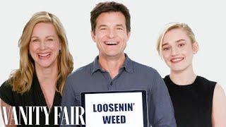 Jason Bateman Teaches You Ozark Slang With the Cast of Ozark | Vanity Fair