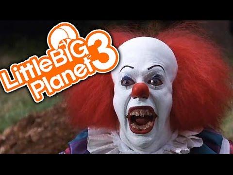 CLOWN HIDE & SEEK! | Little Big Planet 3 Multiplayer (87)