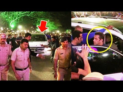 Xxx Mp4 Salman Khan's GRAND ENTRY At PNG Jewellers Store Launch In Pune 3gp Sex
