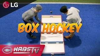 The Duel: Box Hockey