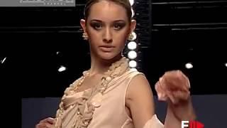 CAMILLO BONA Haute Couture Spring Summer 2011 - Fashion Channel
