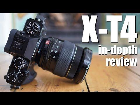 Fujifilm X T4 review IN DEPTH Best APSC camera