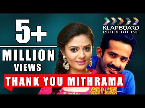 Xxx Mp4 Thank You Mithrama New Telugu Short Film Anchor Ravi Sree Mukhi Rakesh Silver RK Nallam 3gp Sex