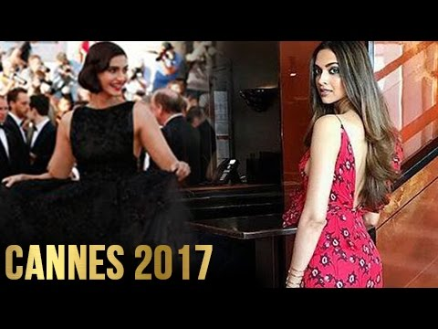 Cannes 2017 : Sonam Kapoor Has No Fashion Tips For Deepika Padukone