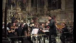 G.B. Martini, Concerto a quattro pieno in re magg. 1/3 (Allegro)