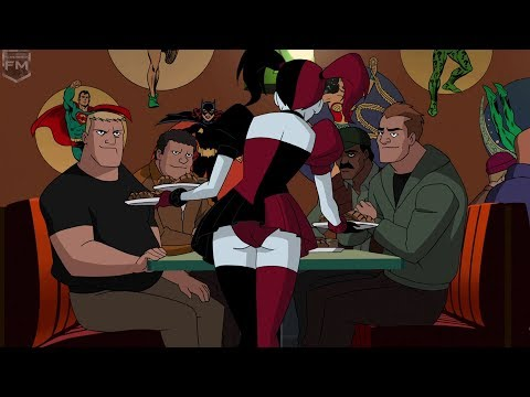 Xxx Mp4 Nightwing Is Looking For Harley Quinn Batman And Harley Quinn 3gp Sex