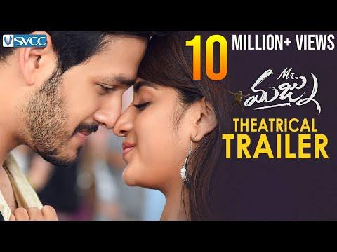Xxx Mp4 Mr Majnu Theatrical Trailer Akhil Akkineni Nidhhi Agerwal Thaman S Venky Atluri SVCC 3gp Sex