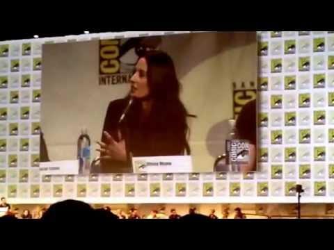 Xxx Mp4 X Men Apocalypse Olivia Munn Talks Psylocke SDCC Hall H San Diego Comic Con 3gp Sex