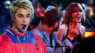 Taylor Swift Shades Justin Bieber At iHeartRadio Music Awards 2016?