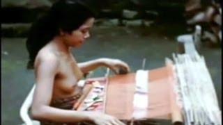 The Traditional Weavers of Bali- Bali Kuno, Indonesia