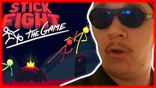 Das NEUE Spiel der TABS Entwickler! - Stick fight - deutsch - german