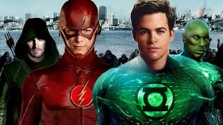 The Flash & Green Lantern - Movie Trailer (with French Subtitles)