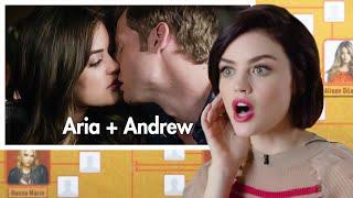 'Pretty Little Liars' Break Down Every On-Screen Hookup and Murder | Vanity Fair