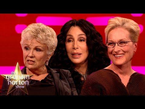 MAMMA MIA: Here Graham Goes Again! | The Graham Norton Show